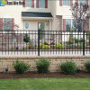 Heavy Duty Spear Top Steel Grills Fence Design for Residential