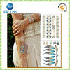 Decoration Non-Toxic Metallic Temporary Tattoo Pictures & Photos (JP-TS034)