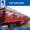 Titan Vehicle - Cargo Flatbed Semi-Trailer 60t with 3 Axles for Sale