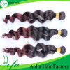 Ombre Color Indian Body Wave Hair, Remy Human Hair Extension