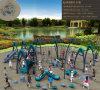Kaiqi Medium Sized High Quality Climbing System Set for Children′s Adventure Playground (KQ50111B)