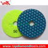 Angle Grinder Polishing Pads with 7 Step Dry Polishing