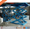Hot Sale 8m 1000kgs Hydraulic Lifting Platform, Stationary Scissor Hydraulic Lifting Platform