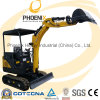 1.8ton Canopy Mini Excavator with Original Perkins Engine