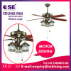Wholesale 48 Inch Decorative Ceiling Fan with Light (HgJ52-1302)