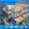 High Space Utilized Storage Steel Vna Pallet Rack