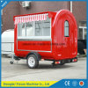 Sliding Glass Window Mobile Food Cart