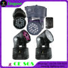 18X3w Concert Equipment Stage RGB Beam LED Moving Head
