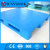 4-Way Entry Flat Surface Easy for Clean High Quality PP Plastic Pallet