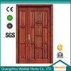 Customize Solid Wooden Double Door for Hotels