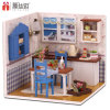 New Fashion Cute Wooden Doll Kitchen Toy