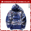 Custom Design Fleece Hoodies Sweatshirts Top Clothing (ELTHSJ-945)