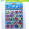 Colorful Crystal Soil with Cartoon Water Growing Toys