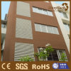 Exterior Waterproof WPC External Wall Cladding