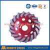 Multiple Functions Hand Tool Diamond Grinding Wheel for Marble