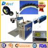 Raycus 50W Fiber Laser CNC Marker for Metal