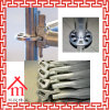 Hot Dipped Galvanizd Steel Concrete Slab Roof Formwork Scaffolding System