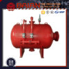 Fire Fighting Vacuum Tank Foam Bladder Tank, Vertical Foam Bladder Tank