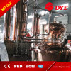 High Quality Stainless Steel Red Copper Alcohol Distiller with Reflux Tower