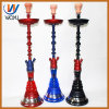 Water Pipes Aluminium Using Glass Shisha Hookah Glass Water Pipe Smoking Pipe