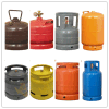 Kenya and Ghana Hot Sale LPG Gas Cylinders