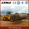 China Loader 12 Ton Wheel Loader with Log Grapple