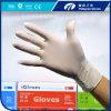 100% Natural Rubber Dipsosable Latex Gloves Powder or Powder Free