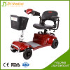270W Foldable Smart Four Wheels Electric Motor Mobility Scooter