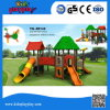 Kidsplayplay Child Commercial Plastic Kids with Ce Tree House Serise Outdoor Playground