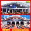 Aluminum Transparent Arcum Tent for Wedding, Trade Show, Sport Court