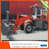 Small Front End Wheel Loader with Rops/Fops Cabin and Ce