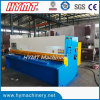 QC12Y-12X3200 Hydraulic swing beam Shearing Machine/steel plate cutting machine