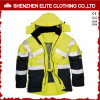 High Visibility Waterproof Reflective Work Jacket for Men (ELTSJI-1)