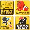 Lovely Car Stickers Car Sticker Personality (JSD-R0016)