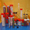 China Customized Clear Plastic Tube Packaging