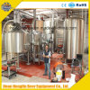 Stainless Steel and Red Copper Surface Micro Brewery Equipment / Beer Brewing Equipment