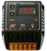 PWM 12V 24V 10A Solar Regulator Battery Power System Controller with Voltmeter