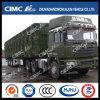 Top Quality Cimc Huajun 3axle Van/Box Semi Trailer for Military Use