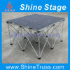 Simple Stage, Folding Stage, Spider Stage