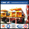 SKD 40FT 3alxe Flatbed Semi Trailer (2 units in stack, ready to be in container)