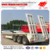 Hydraulic Low Bed Semi Trailer with Mechanical Suspension