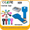 OEM Metal Key USB Flash Drive Pen Driver (EM017)