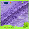 Stretch Knitting Jacquard Lace Mesh Fabric for Lingerie (JNE3181)