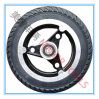 200X50 Semi-Pneumatic Rubber Wheel Alloy Rim