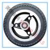 200X50 Semi-Pneumatic Rubber Wheel Alloy Rim