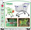 Zinc Plating Supermarket Shopping Trolley Shopping Cart