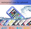 IP68 Waterproof Case for iPhone 6 Plus