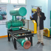 High Pressure Coupling Driving Industrial Pulverized Coal Convey Air Blower