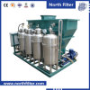 10 Cube Oil Water Separator Wastewater Treatment Equipment