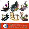 Granite Marble Memorial Monument/Gravstone/Tombstone for Cemetery Monument